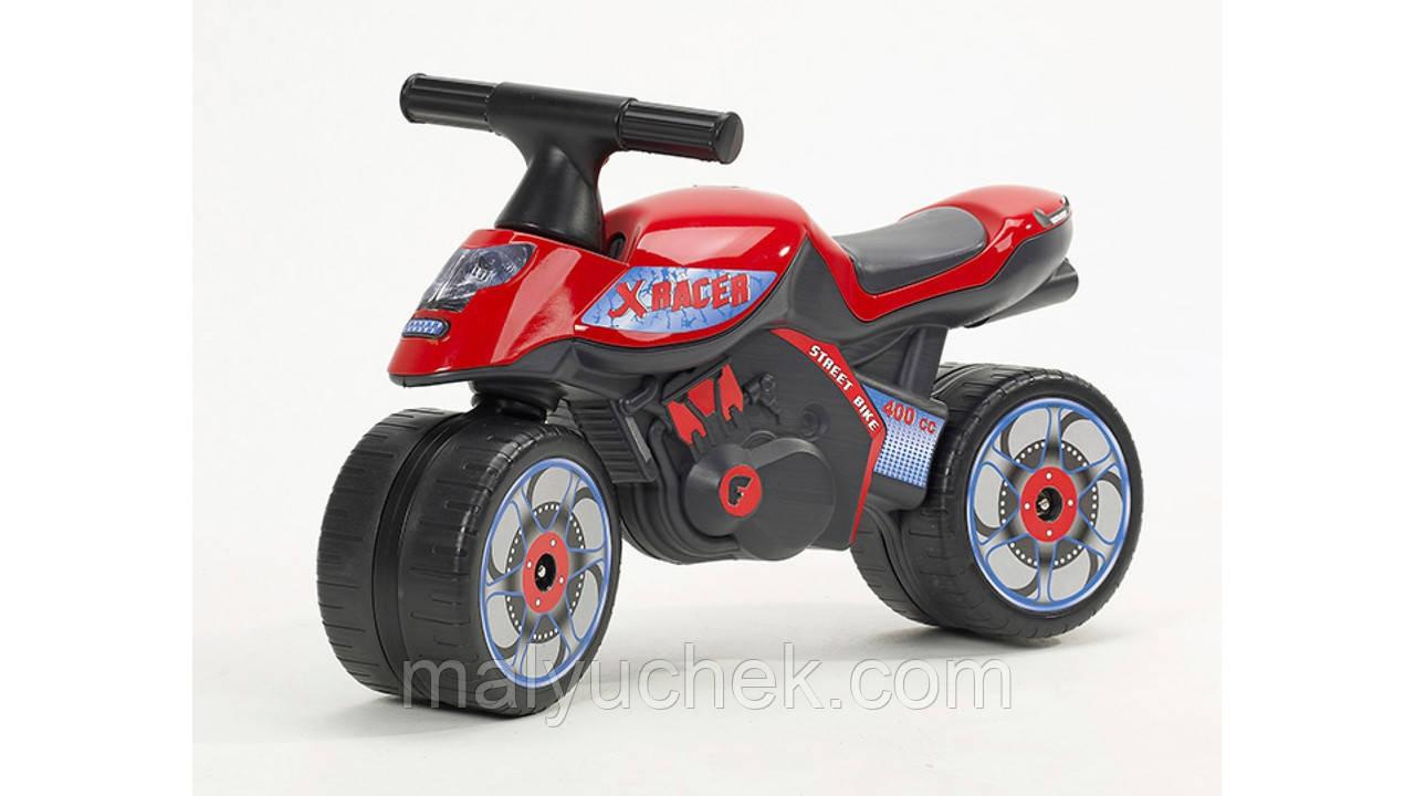 Беговел каталка Moto X Racer Falk 400