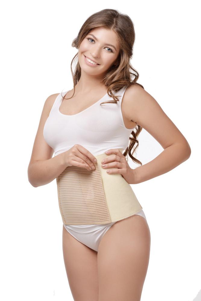 Пояс корсет (бандаж) послеродовой для женщин
