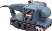 Ленточная шлифовальная  машина Craft 820S