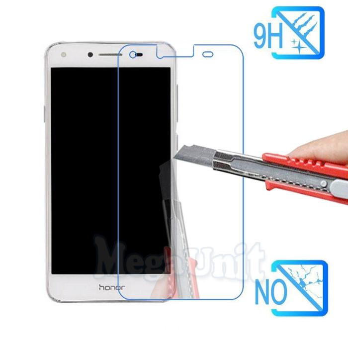 Защитное стекло Tempered Glass для Huawei Honor 5A твердость 9H, 2.5D