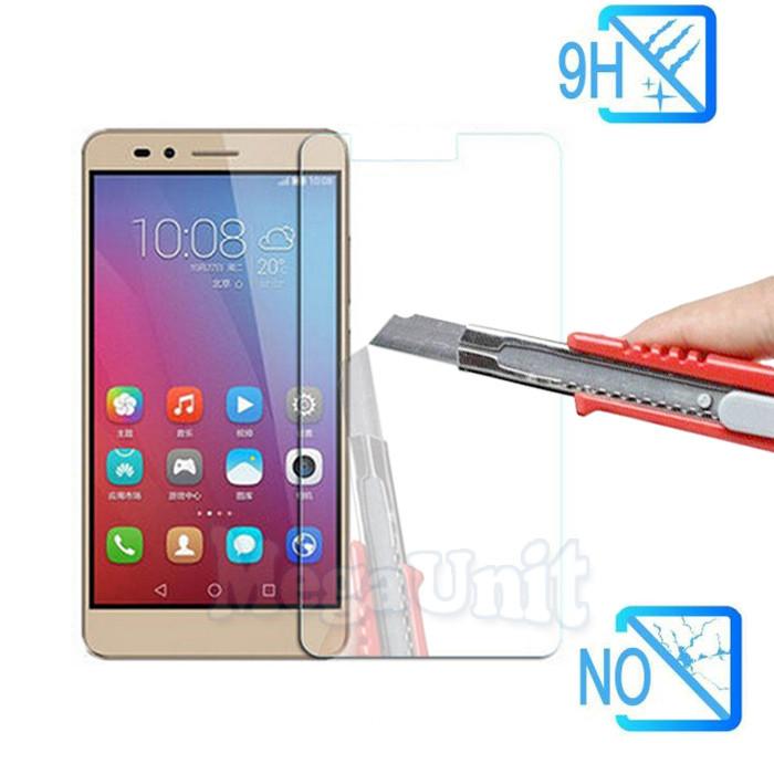 Защитное стекло Tempered Glass для Huawei Honor 5X твердость 9H, 2.5D
