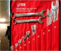 Набор ключей ED-СS82414 тип рожок накидок количество 14 Минимальный 6 Максимальный 24
