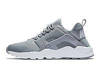 Мужские кроссовки Nike Huarache Ultra Grey, фото 1