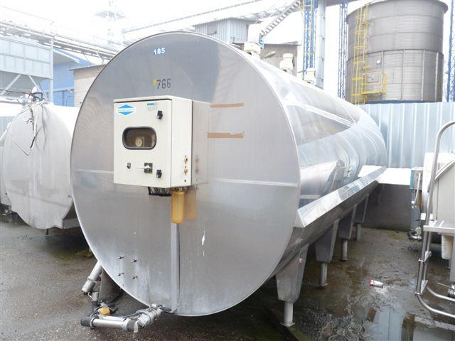 Охладитель молока Westfalia 10000 - ООО АгроПромХолод в Днепре