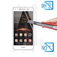 Защитное стекло для экрана Huawei Y5 ii твердость 9H, 2.5D (tempered glass)