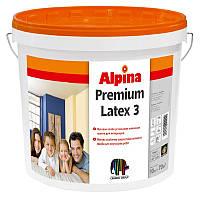 B1 краска матовая Alpina Premiumlatex3