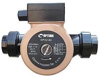 Насос циркуляционный OPTIMA OP32-80 180мм + гайки + кабель с вилкой!