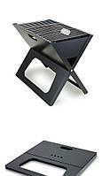 Складной мангал гриль-барбекю Portable Foldable BBQ