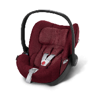 Cybex 2017 - Автокресло для новорожденных CLOUD Q PLUS, цвет Infra Red-red