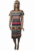 Туника-платье летнее трикотажное Intensive №16224