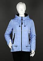 Куртка демисезонная Peercat 17-787 голубая