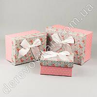 """Набор подарочных коробок """"Подарок маме"""", 3 шт."""
