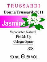 Масляные духи версия аромата Donna Trussardi 2011 Trussardi для женщин 50 мл