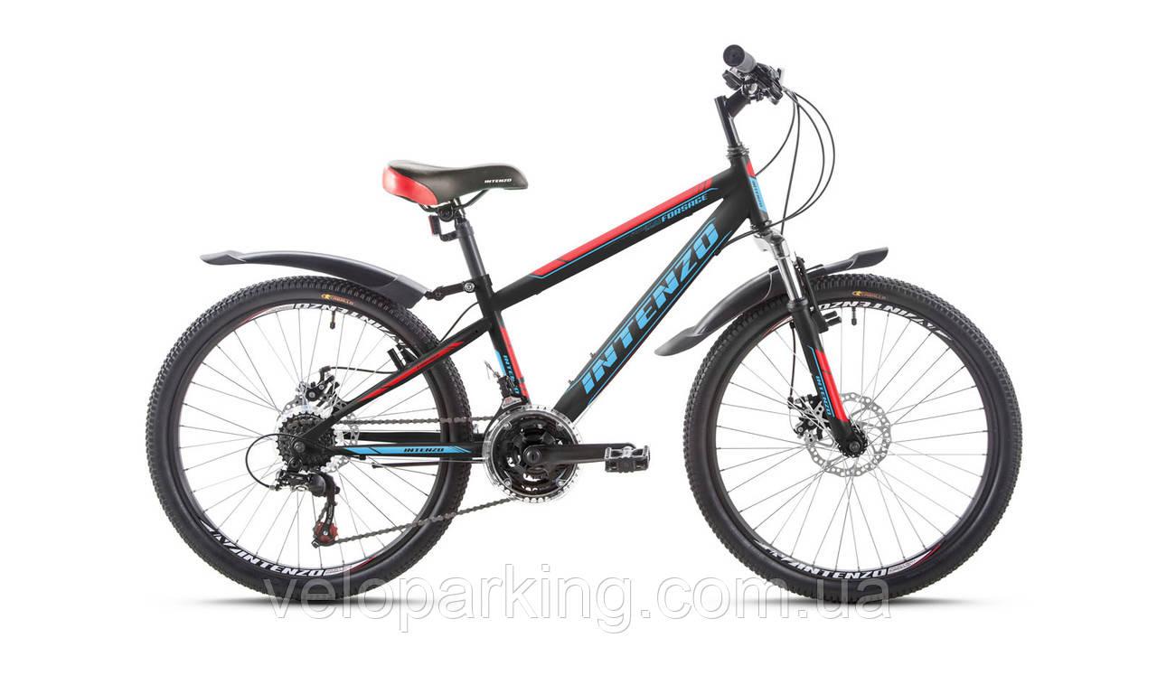 Горный подростковый велосипед Intenzo Forsage 24 (2017) DD new