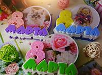 """Мыло """"8 марта"""" с фото (лого или надписью)"""