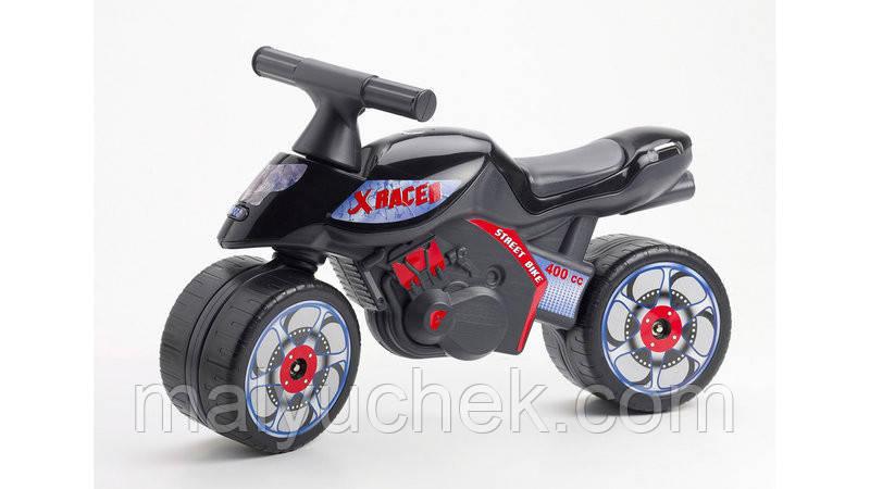 Біговел MOTO X RACER Falk 403 (колір- чорний)