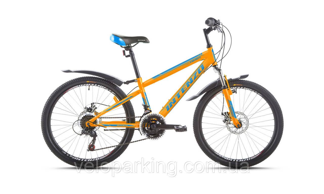 Гірський підлітковий велосипед Intenzo Energy 24 (2017) DD new