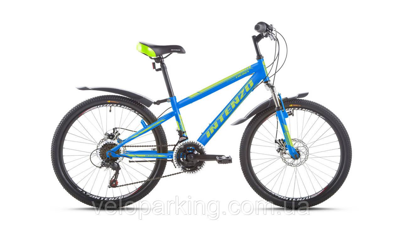 Горный подростковый велосипед Intenzo Energy 24 (2017) DD new