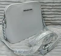 Сумка клатч Michael kors MICHAEL KORS через плечо цвет серый, фото 1