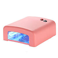 Ультрафиолетовая лампа для наращивания ногтей с таймером, 36Вт