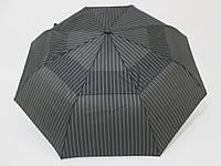"""Мужской зонт полуавтомат клетка с клапаном """"Star Rain"""" 8 спиц"""