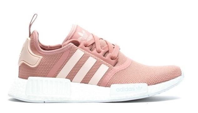 Женские кроссовки  Adidas NMD R1 Raw Pink