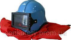 """Шлем """"КІВЕР-1""""  для абразивной обработки"""