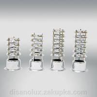 Рефлектор для парковых светильников шар диам 250-300 мм