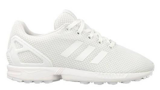 """Женские кроссовки Adidas ZX Flux """"White"""""""