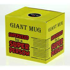 Кружка гигант Super Person, 1л, фото 2