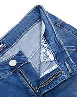 Мужские джинсы POBEDA косой карман