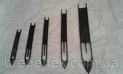 Набор челноков для вязания сетевых изделей 5шт