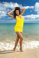 Пляжное платье-туника Marko M 313 Elsa (limon)