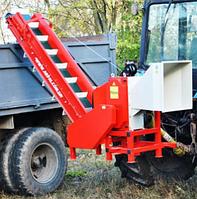 Измельчитель веток Arpal АМ-120ТР-К с транспортером под ВОМ трактора (диаметр веток 120 мм)