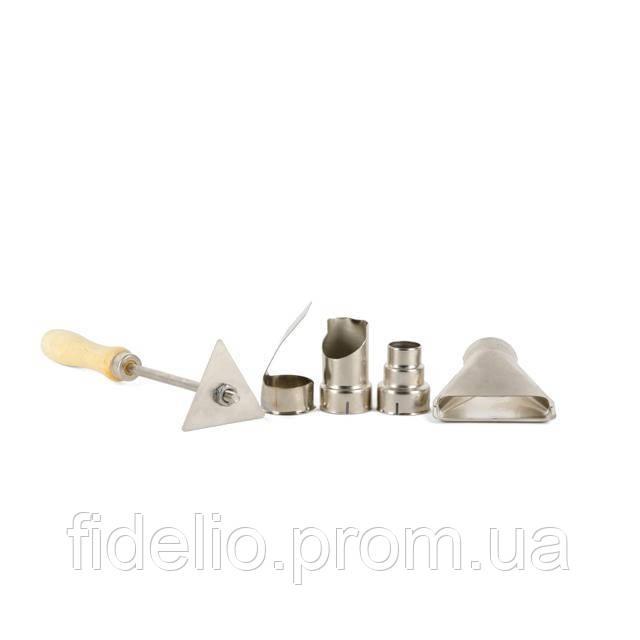 Комплект насадок для фена DT-2416, DT-2420 INTERTOOL DT-2490