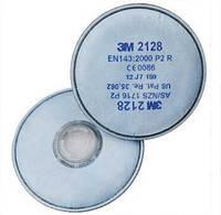 Фильтр для респиратора, 3М 2128, P2 (2шт)
