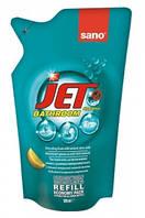 Средство для мытья акриловых ванн и поверхностей JET запаска, арт: 990689