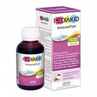 Сироп иммунно-укрепляющий Pediakid, 125мл