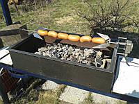 Электро вертел барбекю для дома печи для шашлыка и барбекю показать фото
