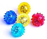 Массажер шарик с двумя кольцами Су-джок