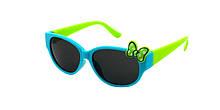 Стильные детские очки от солнца Jieniya