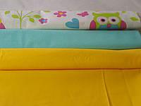 Детское постельное белье сонные совушки