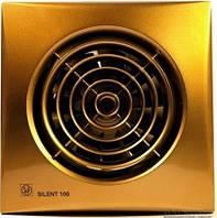 Вентилятор Silent-200 cz бесшумный GOLD