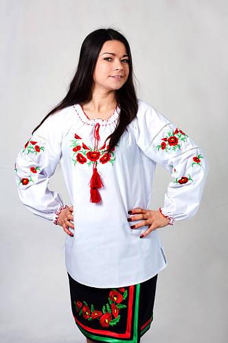 Женская вышиванка Галинка