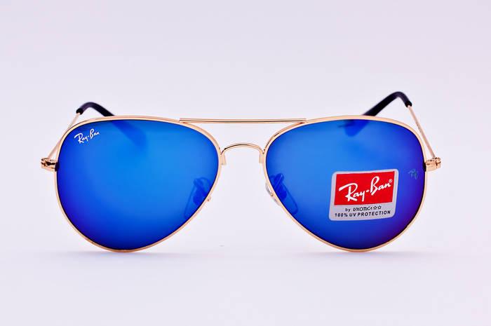 Солнцезащитные очки RB Aviator Deep Ocean