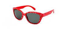 Красные солнечные детские очки Jieniya