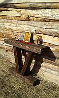 """Пристенный столик """"Древо огня"""""""