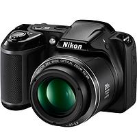 Nikon Coolpix L340 Black (VNA780E1)