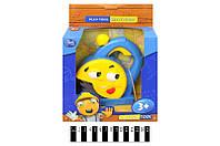 Детская Дисковая пила КТ1305 в коробке, звук