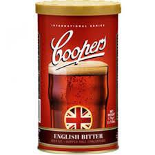 Солодовый охмеленный экстракт для пива ENGLISH BITTER